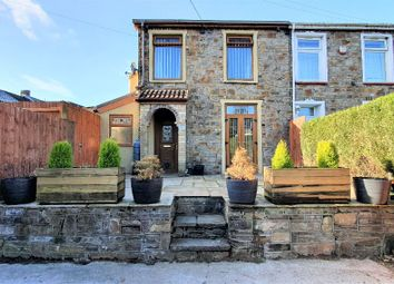 Thumbnail 3 bed end terrace house for sale in Pleasant View, Ebbw Vale