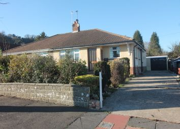 Thumbnail 2 bed semi-detached bungalow for sale in Downside Avenue, Findon Valley