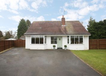 Thumbnail 4 bedroom detached bungalow for sale in Dene Park, Ponteland, Newcastle Upon Tyne