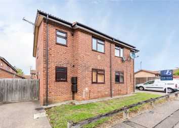 Belvawney Close, Chelmsford, Essex CM1. 1 bed maisonette