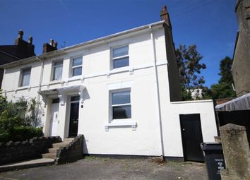 Thumbnail 3 bedroom semi-detached house for sale in Belle Vue Road, Old Town, Swindon