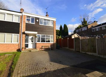Thumbnail 3 bed end terrace house for sale in Hatfield Drive, Billericay, Essex