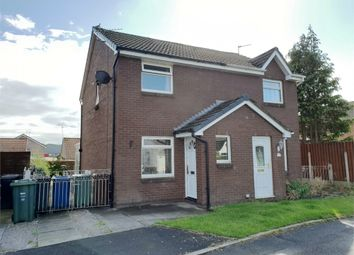 Thumbnail 2 bed semi-detached house to rent in Westmorland Close, Bury