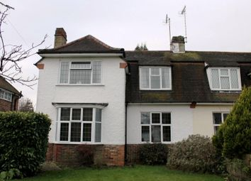 Thumbnail 3 bed semi-detached house to rent in Shirley Drive, Offington, Worthing