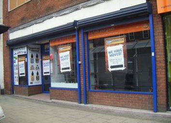 Thumbnail Retail premises to let in 33 High Street, Burton Upon Trent, Staffordshire