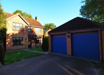 Thumbnail 4 bed detached house for sale in Kingsmead, Abbeymead, Gloucester
