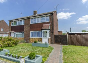 Thumbnail 3 bed semi-detached house to rent in Twyford Road, Eastleigh, Hampshire
