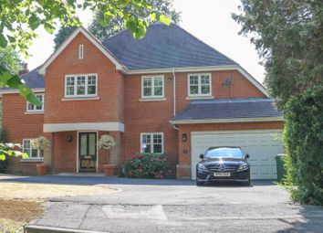 Thumbnail 5 bed detached house to rent in Hawksview, Cobham
