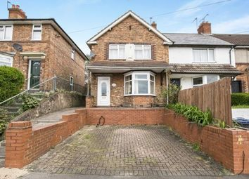 Thumbnail 3 bed end terrace house for sale in Bendall Road, Birmingham, West Midlands, Birmingham
