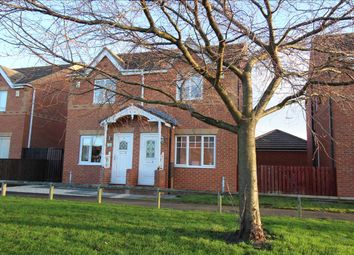 Thumbnail 2 bed semi-detached house for sale in Medway Place, Northburn Edge, Cramlington