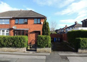 Thumbnail 3 bed property for sale in Ashley Road, Droylsden, Manchester