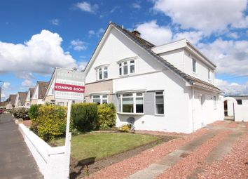 Thumbnail 3 bedroom semi-detached house for sale in Monroe Drive, Uddingston, Glasgow