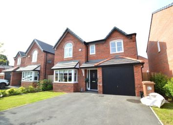 Thumbnail 4 bed detached house for sale in Bailey Way, St. Helens