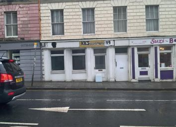 Thumbnail Retail premises for sale in 16 - 18 Charlotte Street, Perth