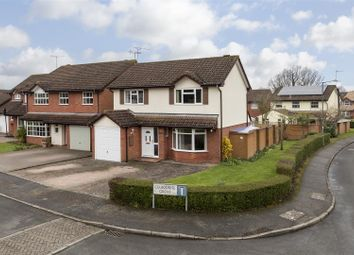 Thumbnail 4 bed detached house for sale in Colbourne Grove, Leamington Spa