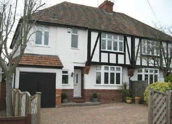 Thumbnail 4 bedroom semi-detached house to rent in Edith Road, Maidenhead