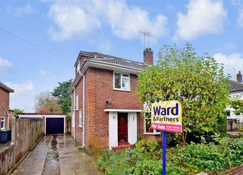 Thumbnail 4 bed semi-detached house for sale in Foxbush, Hildenborough, Tonbridge, Kent