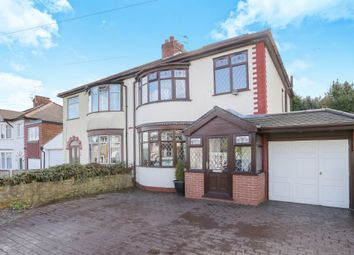 Thumbnail 4 bed property for sale in Burland Avenue, Claregate, Wolverhampton