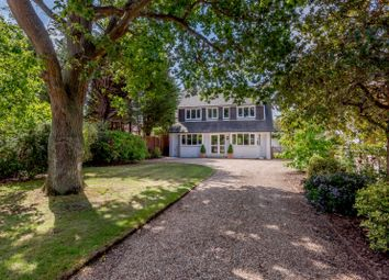 Thumbnail 4 bed detached house for sale in Chalkdock Lane, Itchenor, Chichester, West Sussex