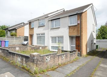 Thumbnail 3 bedroom property for sale in Hollinwell Road, Summerston, Glasgow