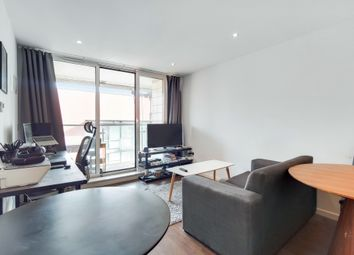 The Oxygen Apartments, Royal Victoria Dock E16. 1 bed flat for sale