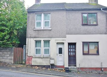 Thumbnail 2 bed end terrace house for sale in Kingshill Road, Swindon