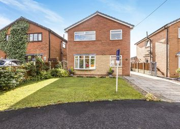 Thumbnail 4 bed detached house for sale in Woodhall Crescent, Hoghton, Preston