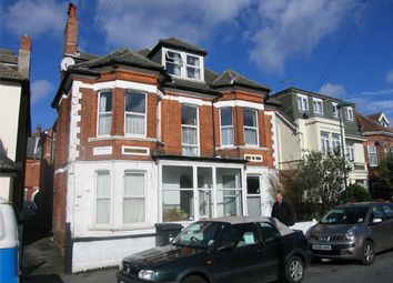 Thumbnail  Studio to rent in Cecil Road, Boscombe, Bournemouth, Dorset, United Kingdom