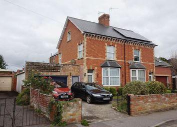 Thumbnail 3 bed semi-detached house for sale in Cheddon Road, Taunton