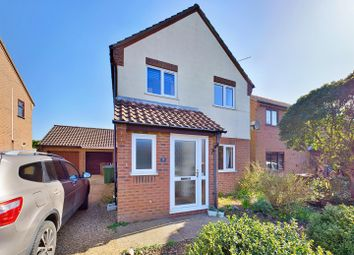 Thumbnail 3 bed detached house for sale in Fairfield Close, Mundesley, Norwich