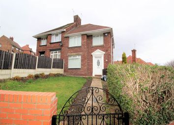 Thumbnail 2 bedroom semi-detached house to rent in Greenfield Road, Hoyland, Barnsley