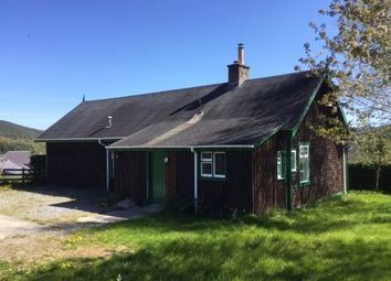 Thumbnail 3 bed detached house to rent in Quebec, Glen Tanar, Aboyne, Aberdeenshire