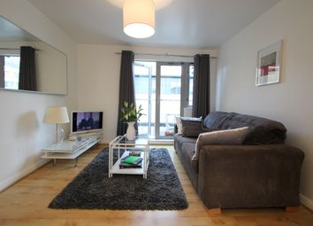 Thumbnail 1 bed flat to rent in Britannia Walk, London