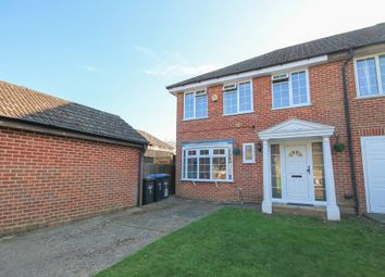 Thumbnail 3 bed end terrace house for sale in Pond Way, East Grinstead