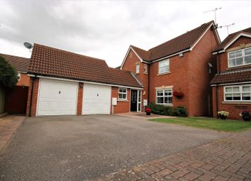 Thumbnail 5 bedroom detached house for sale in Heronbank, Coventry