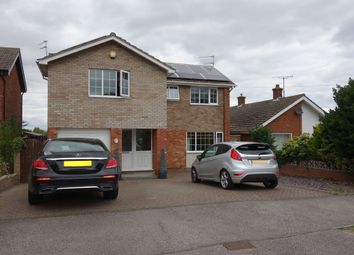 Thumbnail 4 bedroom detached house for sale in Conrad Road, Carlton Colville, Lowestoft