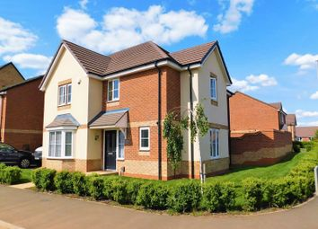 Thumbnail 4 bed detached house for sale in Newbold Drive, Marston Grange, Stafford