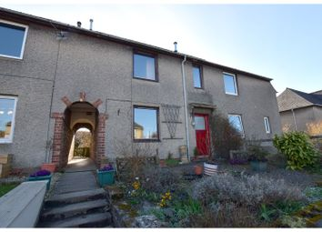 Thumbnail 3 bed terraced house for sale in Scott Crescent, Selkirk