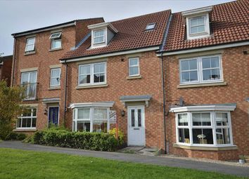 Thumbnail 4 bed town house for sale in Chester Road, Stanley