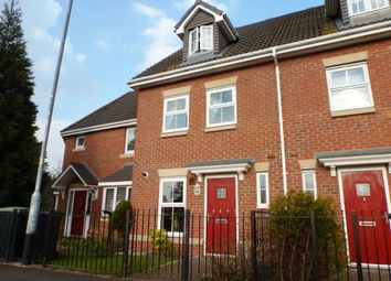 Thumbnail 3 bed town house to rent in Tiber Road, North Hykeham, Lincoln