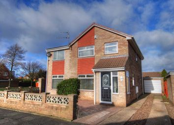 Thumbnail 4 bed detached house for sale in Bexhill Square, South Beach Estate, Blyth