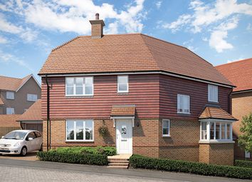 "Thumbnail 4 bed property for sale in ""The Cannock"" at Renfields, Haywards Heath"