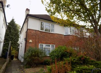 Thumbnail 2 bed maisonette to rent in Meadow Road, Pinner