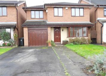 Thumbnail 4 bed detached house for sale in Farmleigh Drive, Leighton, Crewe, Cheshire