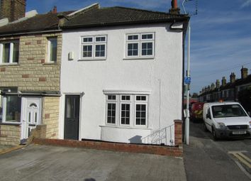 Thumbnail 3 bed end terrace house to rent in Crayford Road, Crayford, Kent