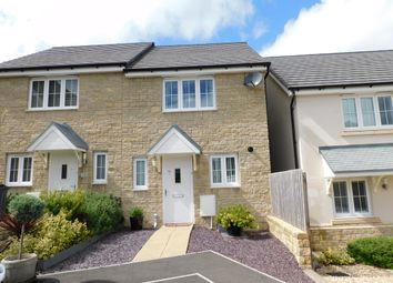 Thumbnail 2 bed semi-detached house for sale in Cloakham Drive, Axminster