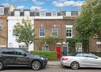 Thumbnail 4 bed terraced house for sale in Furber Street, Brackenbury Village, London