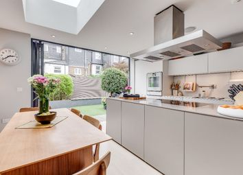 Lewin Road, London SW14. 4 bed terraced house