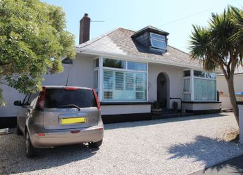 Thumbnail 3 bed detached bungalow for sale in Godolphin Way, Newquay