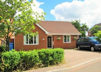 Thumbnail 2 bed detached bungalow for sale in Bladewater Road, Norwich